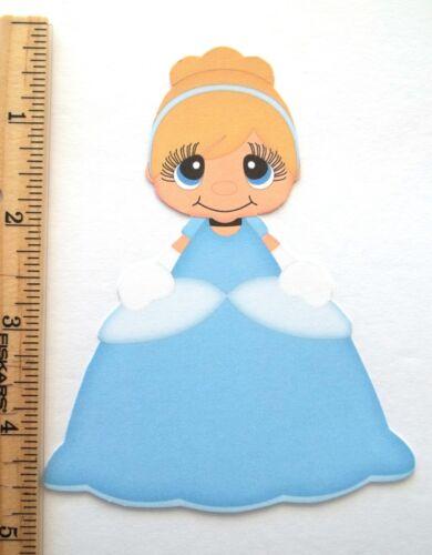3D UPick New08 Disney Frozen Princess Mickey Dragon Card Scrapbook Embellishment