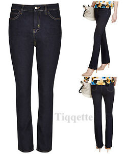 M-amp-S-High-Waist-Slim-Leg-Kick-Flare-Jeans-Limited-Edition