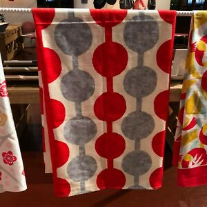 F-S-Japanese-Furoshiki-Red-Dumpling-Yumeji-Takehisa-Wrapping-Cloth-Cotton-100