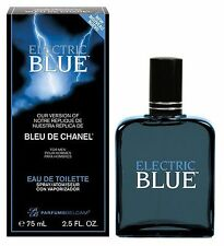 Parfums Belcam Electric Blue Version of Bleu De Chanel Eau De Toilette Spray ...