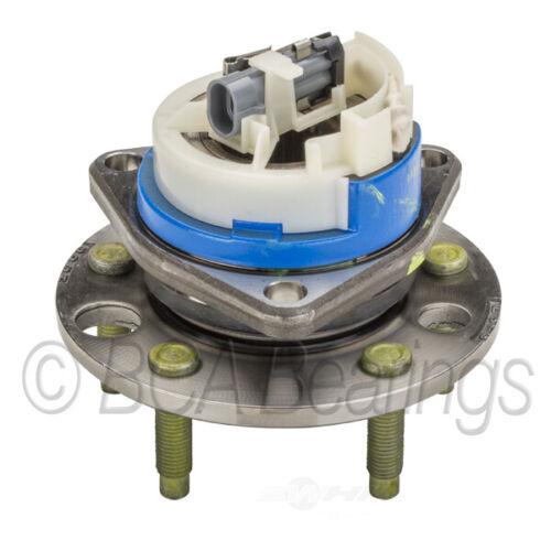 Wheel Bearing and Hub Assembly Front BCA Bearing WE60725