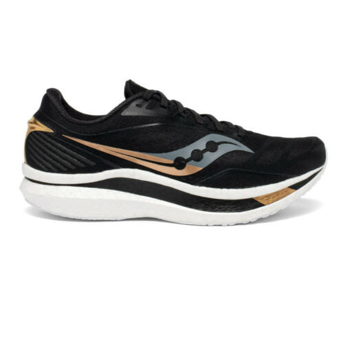 Saucony Womens Endorphin Speed Running Shoes Trainers Sneakers Black Sports