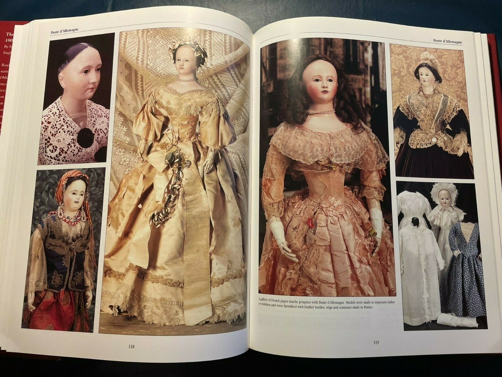 Factory genuine The Encyclopedia of French Dolls : A-K by
