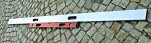 Set-Alu-Richtlatte-250-cm-mit-2-Griff-und-2-Libelle-100-cm-Wasserwaage