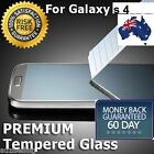 Samsung Galaxy S4 Tempered Glass Screen Protector Touch Sensitive Clear Guard