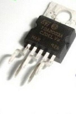 100 PCS TDA2003A ZIP-5 TDA2003 RADIO AUDIO AMPLIFIER