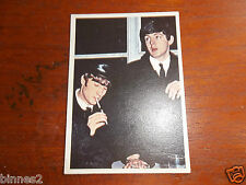THE BEATLES DIARY TOPPS T.C.G. GUM TRADING CARD COLOUR / COLOR 1965 CARD NO.3A