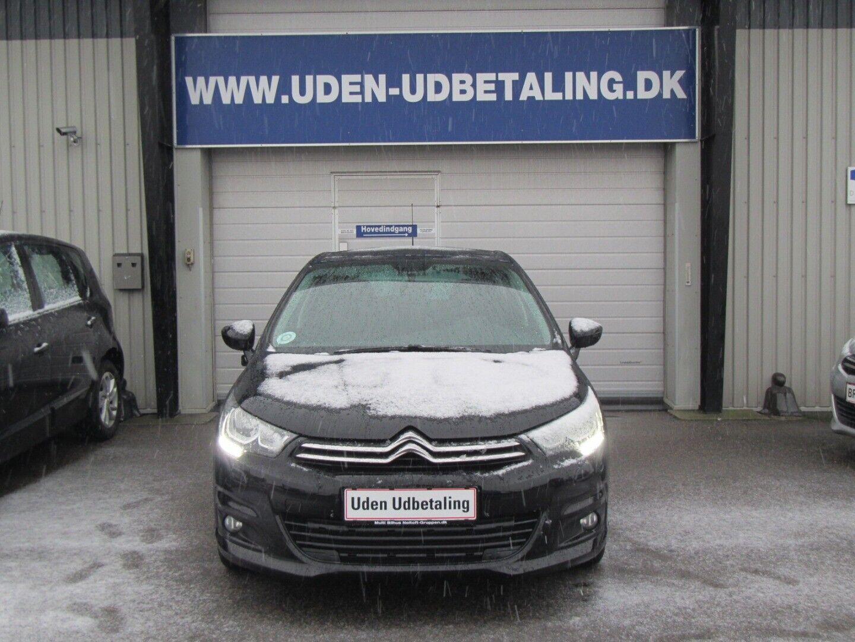 Citroën C4 1,6 BlueHDi 100 Upgrade 5d - 109.900 kr.