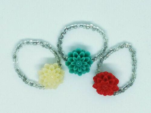 Handmade Flower Ring