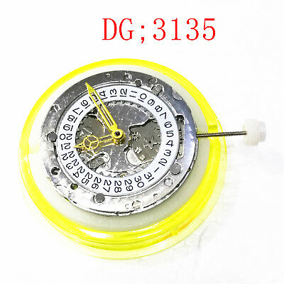Movements Parts, Tools & Guides Watches For Parts Mingzhu 3135 Automatic New Mechanical Movement-aaa005