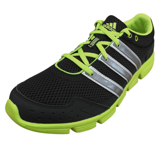 adidas Men's Performance Breeze 101 Light Running Trainers Shoes back lime