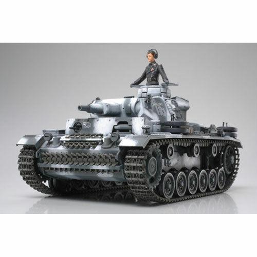 TAMIYA 35290 Panzerkampfwagen III Ausf N 1 35 Military Model Kit