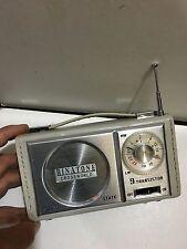 VINTAGE RADIO IN MODEL BINATONE CROSSWORLD BANDS  MW(-AM) - LW- 1960S