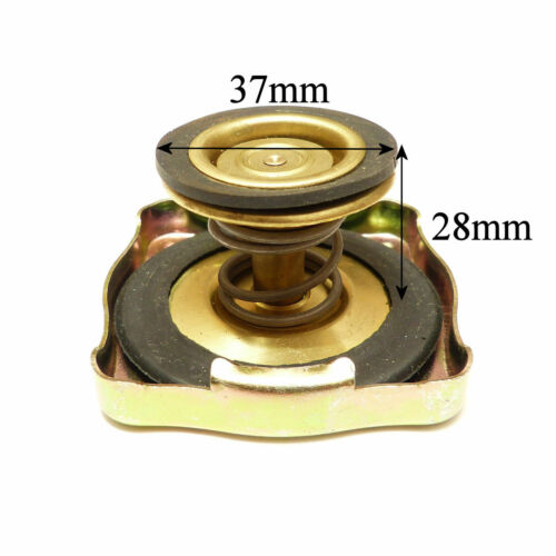 Radiator Cap 0.8BAR SQUARE 11.5 lbs