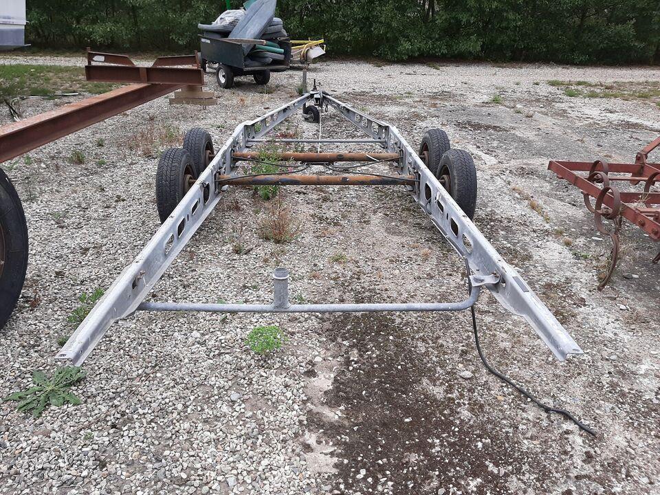 Godt emne til at lave en handy bådvogn til opbe...