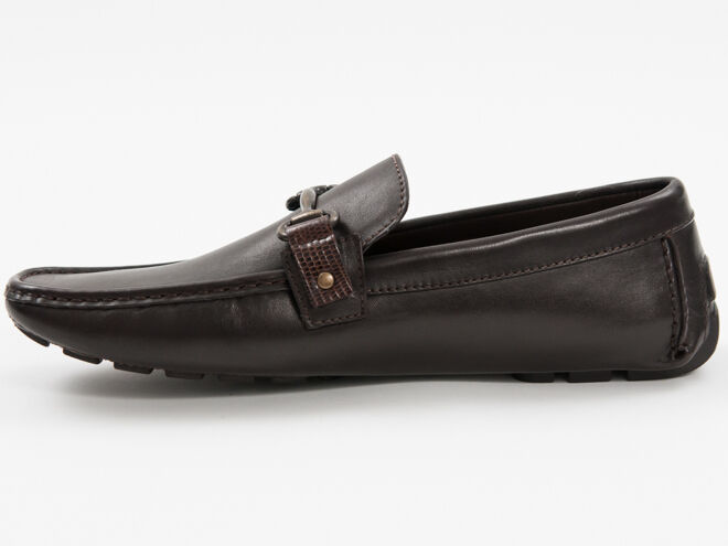 New Roberto Serpentini Serpentini Serpentini Brown  Leather shoes Size 44 US 11 cc33e0