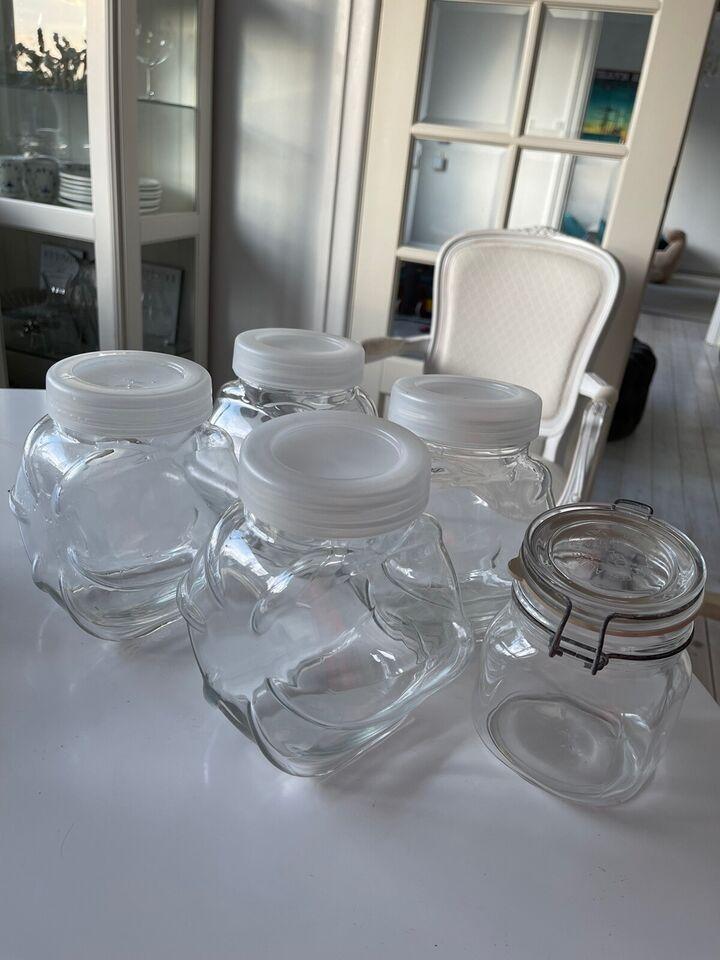 Opbevaringsglas