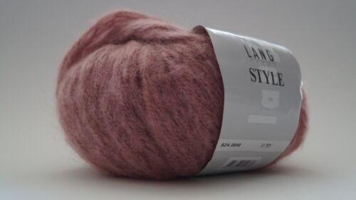 Lang Yarns style SPF