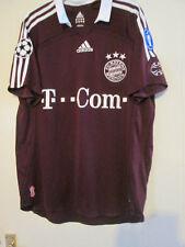 bayern Munich 2006-2007 CL Football Shirt Size Medium /39267
