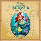The Little Mermaid Greatest Hits by Various Artists (CD, Sep-2013, Walt Disney)