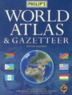 Philip's World Atlas and Gazetteer by Octopus Publishing Group (Hardback, 2001)