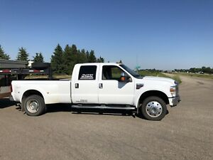 2008 Ford F-450 Diesel Lariat 4x4 Dually