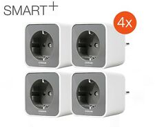 4er Pack Osram SMART+ Plug WLAN schaltbare Steckdose Smart Home