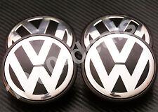 1 Satz Volkswagen Nabenkappen VW Felgendeckel 65mm 4 Stück Deckel
