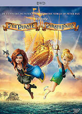 The Pirate Fairy (DVD, 2014, Canadian; French)
