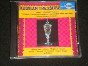 Various-Artist-Russian-Treasure-CD-1994
