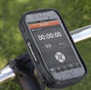 Scosche-handleIT-Pro-Weatherproof-Smartphone-Bicycle-Handlebar-Mount-BM03