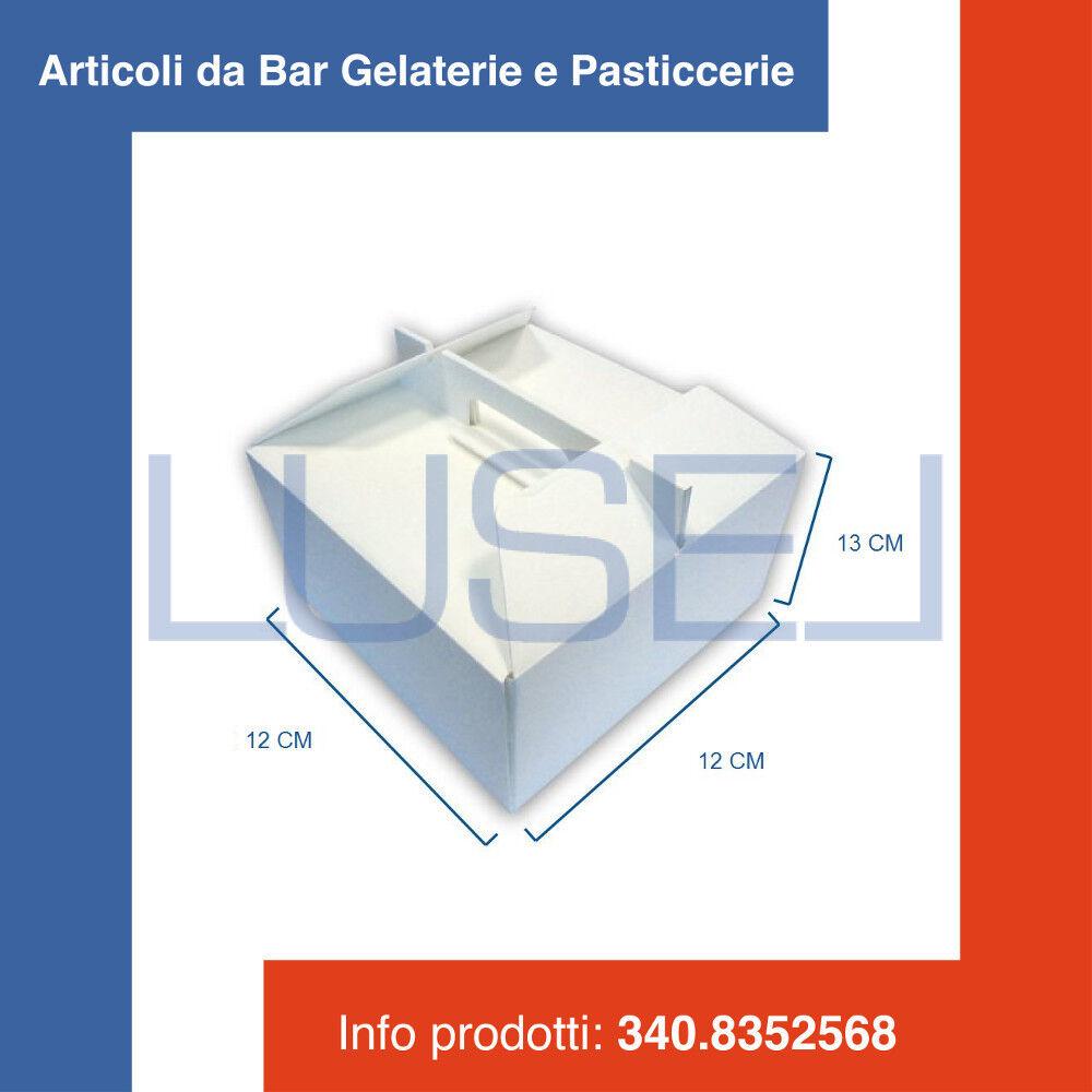 PZ 20 CONTENITORE TERMICO PER ASPORTO DI DOLCI BOX PER PER PER TORTE GELATO E SEMIFrotDI 89d5b8