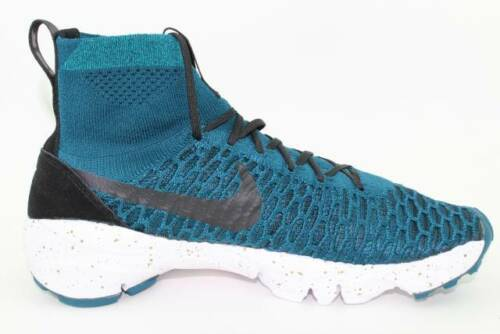 New Men Turquoise Fc Fk Footscape Authentic Bball Size 11 Rare Air 0 Magista f7gvyY6b