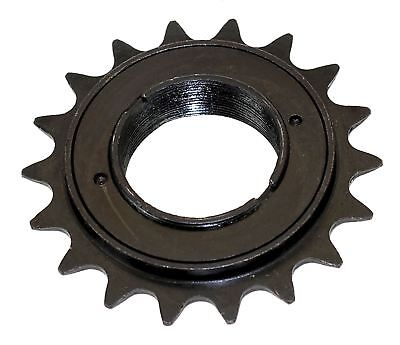 "Cycling Buy Cheap Bicycle Bike 18 Teeth Bmx Singlespeed Screw On Freewheel Black 1/2""x 1/8"" To Be Distributed All Over The World"