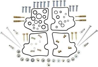 Carb Rebuild Repair Kit Kawasaki ZX900 Ninja ZX9R 98-99 O-rings Gaskets Jets