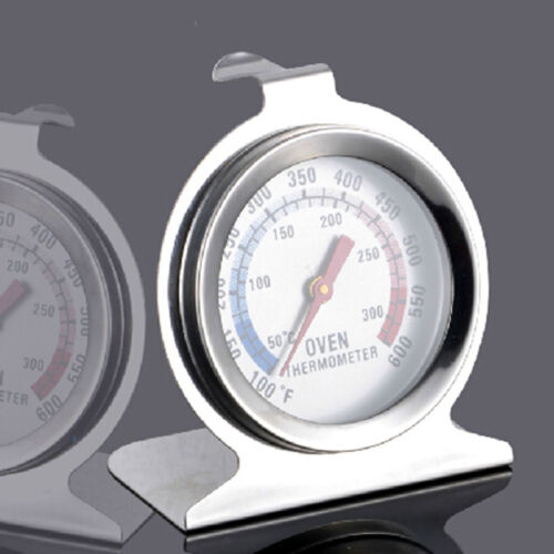 Home Stainless Steel Temperature Oven Thermometer Gauge Kitchen Food Meat DiODUS