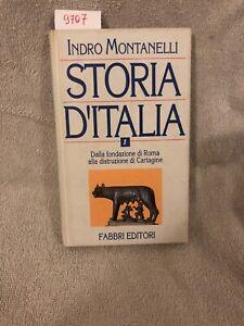 Storia D'Italia Indro Montanelli