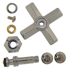 NEW! MUELLER INDUSTRIES Hot and Cold Faucet Stem & Handle Repair Kit 888-515NL