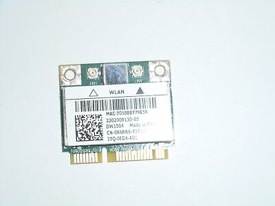 Dell Latitude 3330 Wireless 1504 DW1504 WiFi 802.11 b//g//n Half-Height Mini PCI-E