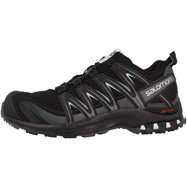 Salomon XB PRO 3D Women Damen Trail Laufschuhe Outdoor Schuhe black 393269