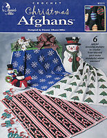 Christmas Afghans 6 Seasonal Afghan Designs, Annie's Holiday Crochet Patterns