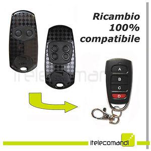 Mando a distancia Key4 compatible Came TOP432EV SUPERIOR 434 EV 433,92 Mhz