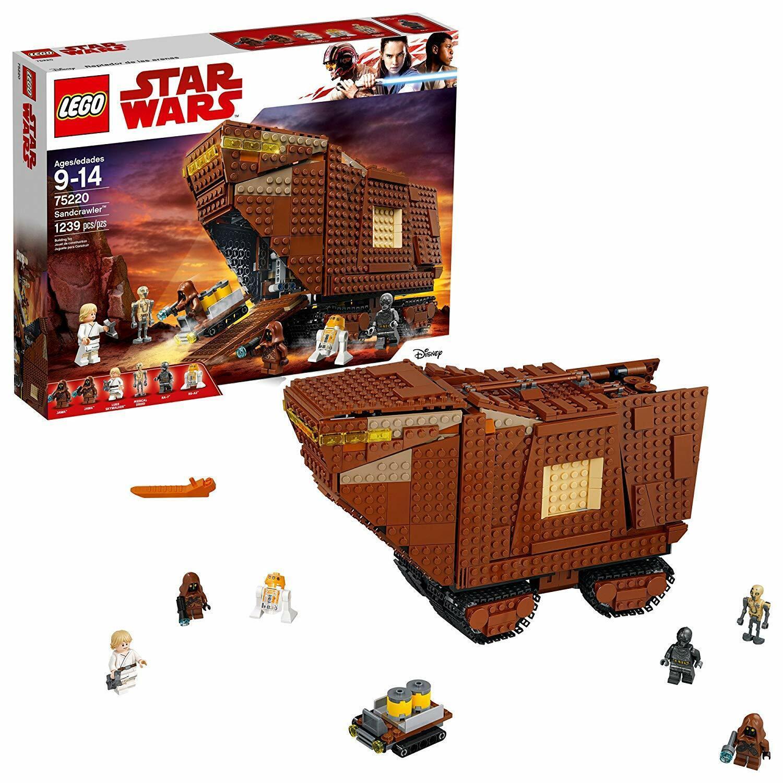 Lego Star Wars  Sandcrawler - 75220   NEUF  meilleurs prix et styles les plus frais