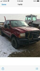 2002 Ford F 250