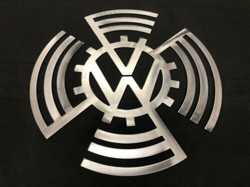 KDF Volkswagen VW    Metal Wall Art Decor Man Cave hot rod sign custom bug