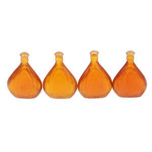 4pcs-1-12-Puppenhaus-Miniatur-Weinflaschen-Modell-Puppe-Kuechenzube-CL
