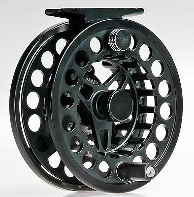 Greys GX300 Aluminium Fly Fishing Reel - Sizes 4/5/6 & 6/7/8 - Trout Fishing