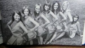 1971-TARRANT-HIGH-SCHOOL-Alabama-Original-YEARBOOK-Annual-The-Wildcat