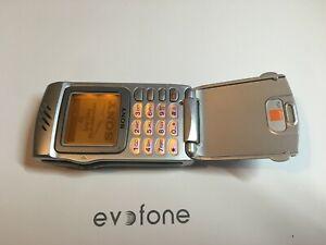 Sony CMD-Z7 VINTAGE & Retro telefono cellulare-ORA DA COLLEZIONE-ORANGE-FUNZIONANTE!