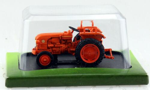 Renault d22 naranja 1956 tractor 1:43 hachette//uh maqueta de coche